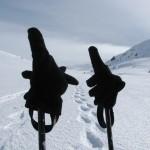 Noorwegen, sneeuwwandelreis Hardangervidda