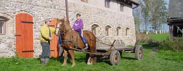 Reizen voor ouders en kinderen gezinsreizen Noordoost Polen