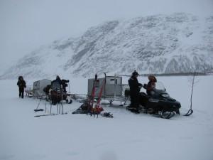Hardangervidda-sneeuwscouter