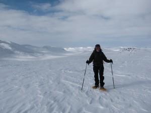 Hardangervidda-sneeuwwandelen