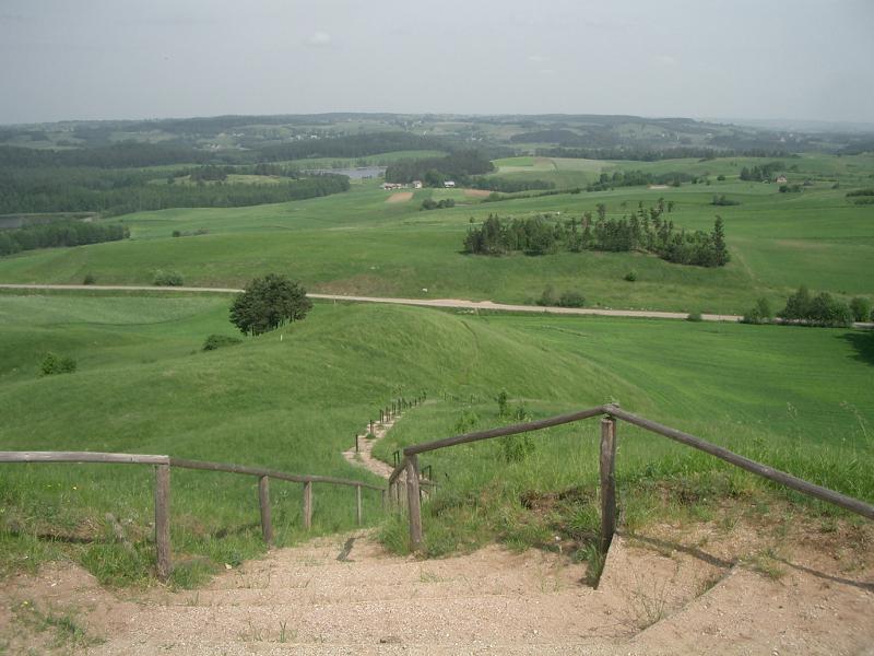 Noordoost Polen wandelreis Suwalki Landschapspark