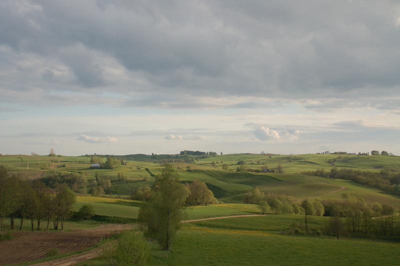 Noordoost Polen, wandelen in Suwalszczyzna
