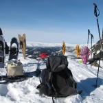 Noorwegen, sneeuwwandelreis