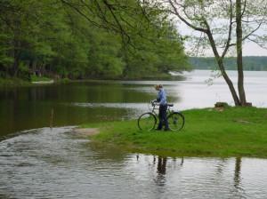 Polen: fietsen langs Mazurische meren en moerassen