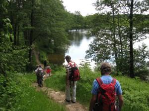 Wandelen in het Suwalki landschappark