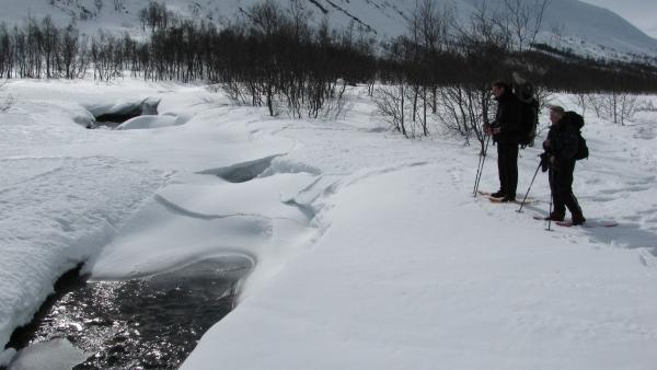 Sneeuwwandelreis Hardangervidda Noorwegen Agro Natura
