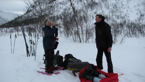 Sneeuwwandelen Agro Natura Noorwegen, Hardangervidda