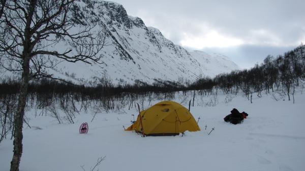 Sneeuwwandelen Hardangervidda Agro Natura