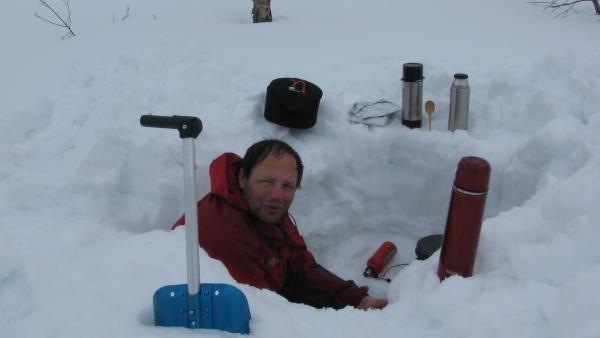 Sneeuwwandelen Hardangervidda, Agro Natura