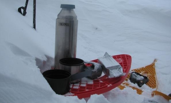 Noorwegen Hardangervidda, winterreis sneeuwwandelen