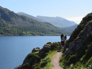 Engeland Coast to Coast walk het Lake District