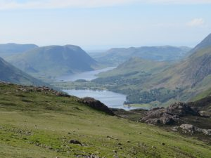 Engeland: Het Lake District, Coast to Coast Walk, deel 1
