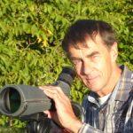 Wim woudman, reisleider vogelreizen Agro Natura