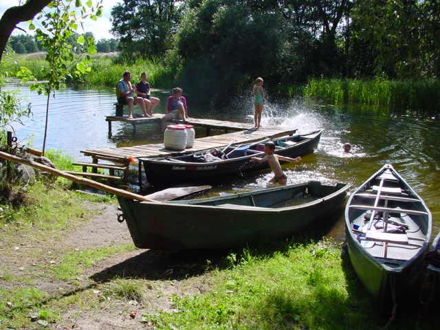 Noordoost Polen gezinsvakantie, overal meren en riviertjes Agro Natura
