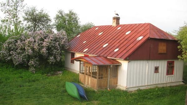 Noordoost Polen prachtig houten huisje Agro Natura