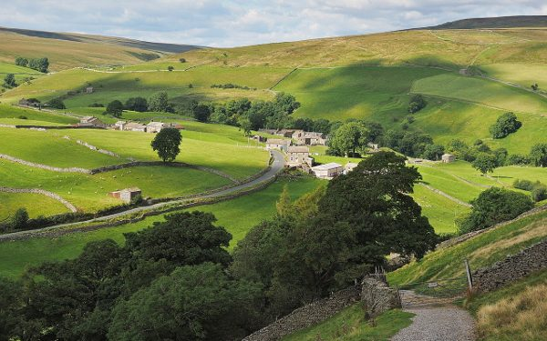 Keld in Swaledale.