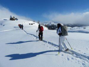 Noorwegen: sneeuwwandelen vanuit een knusse blokhut