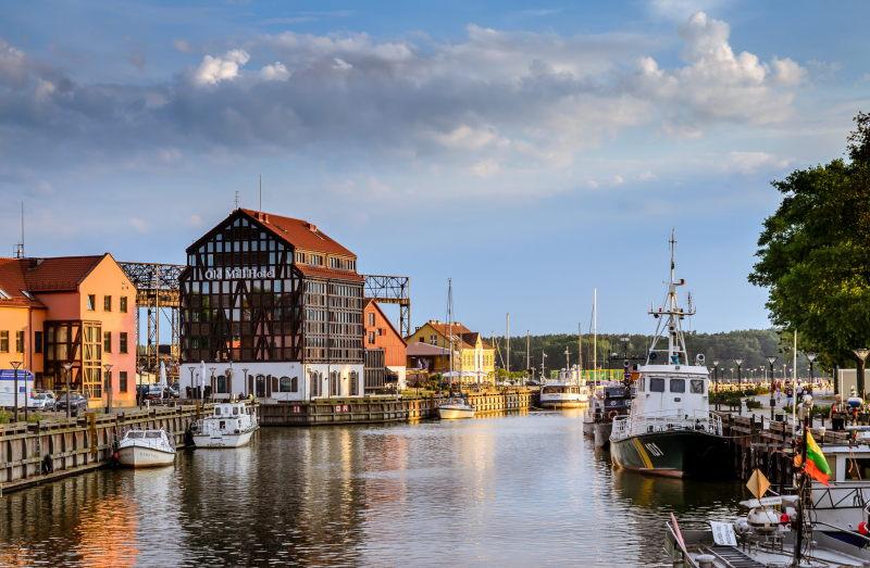 Havenstad Klaipeda