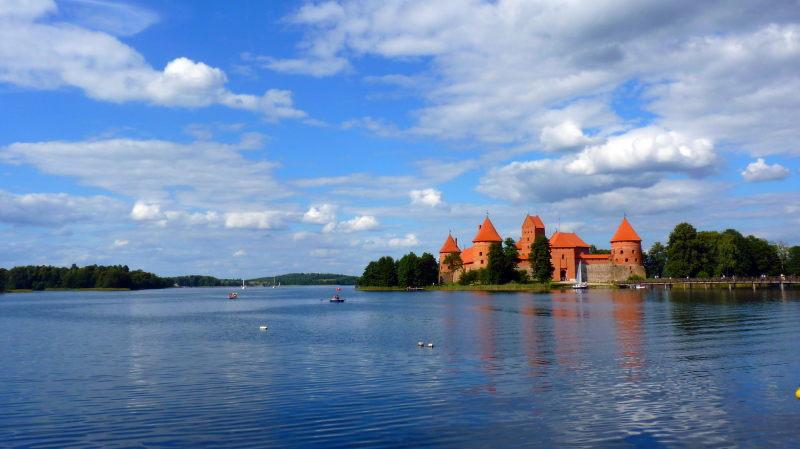 Burcht van Trakai