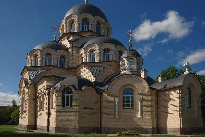 Vilnius, Russisch Orthodoxe kerk