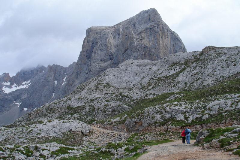 Picos de Europa bij Fuente De